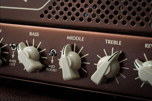 Victory Amplifiers VC35 The Copper