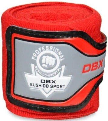 DBX Bushido Bandage Pro Red