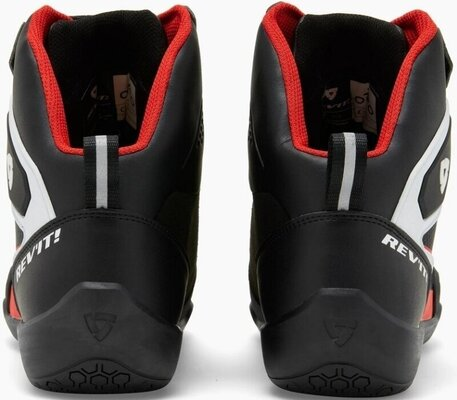 Rev'it! Shoes G/Force H2O Black/Neon Red 44