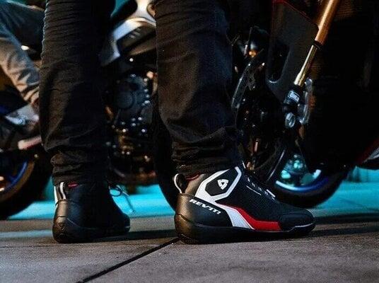 Rev'it! Shoes G/Force H2O Black/White 45