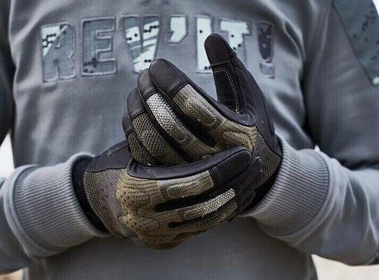 Rev'it! Gloves Volcano Black L