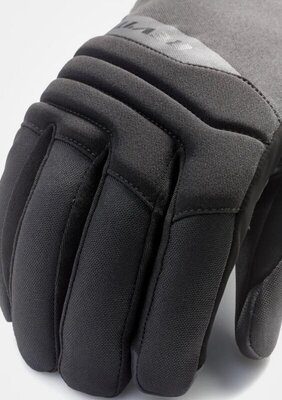 Rev'it! Gloves Spectrum Black/Neon Red M