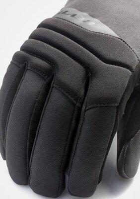 Rev'it! Gloves Spectrum Black/Neon Red L
