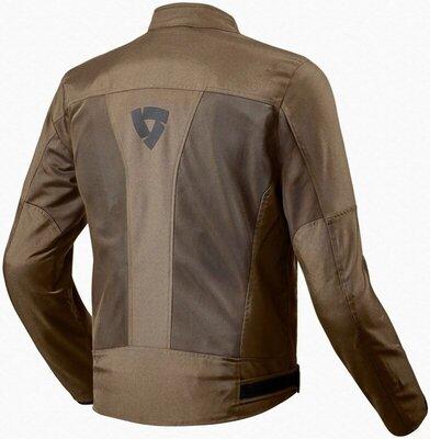 Rev'it! Jacket Eclipse Brown XXL