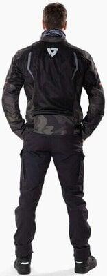 Rev'it! Jacket Torque Black XYL
