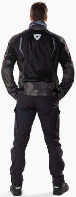 Rev'it! Jacket Torque Black/Grey XYL
