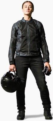 Rev'it! Jacket Torque Ladies Black Lady 42