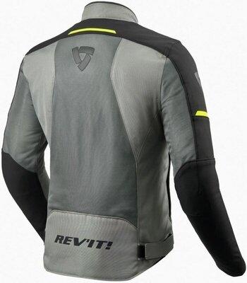 Rev'it! Jacket Airwave 3 Grey/Black XXL