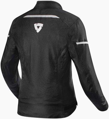 Rev'it! Jacket Sprint H2O Ladies Black/White Lady 36