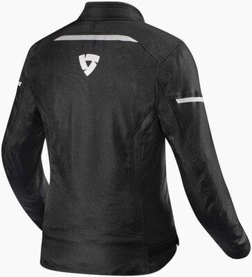 Rev'it! Jacket Sprint H2O Ladies Black/White Lady 38