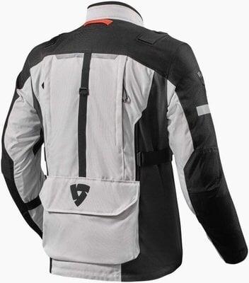Rev'it! Jacket Sand 4 H2O Silver/Black S