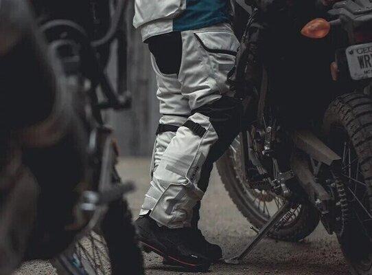 Rev'it! Trousers Sand 4 H2O Black Short M