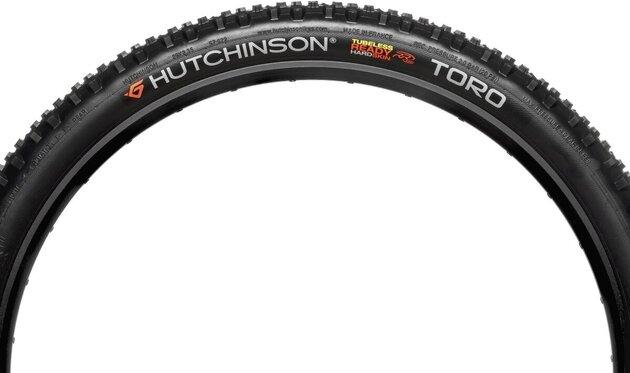Hutchinson Toro 27.5x2.35 (57-584) 66TPI 970g Black