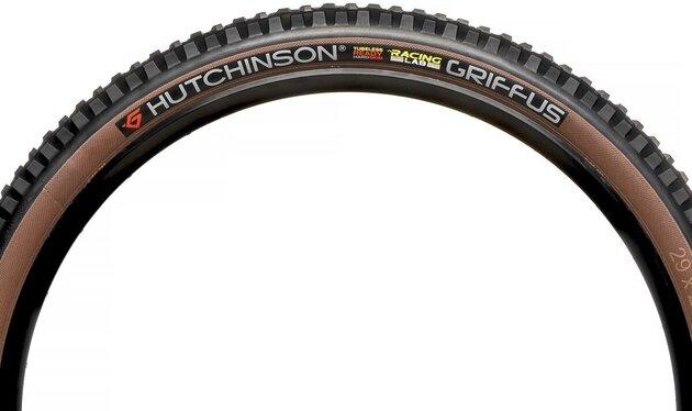 Hutchinson Griffus RLAB 29x2.40 (57-622) 66TPI 1030g Black/Tan
