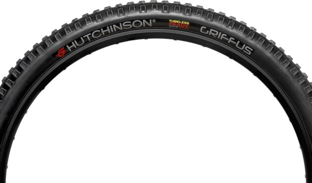 Hutchinson Griffus 29x2.50 (58-622) 66TPI 920g Black