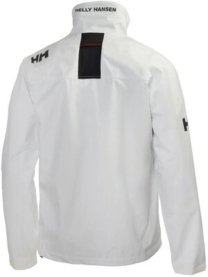 Helly Hansen Crew Sailing Jacket White 2XL
