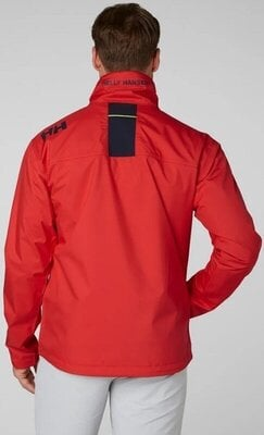 Helly Hansen Crew Jacket Alert Red S