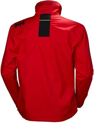 Helly Hansen Crew Jacket Alert Red XL
