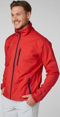 Helly Hansen Crew Jakne Alert Red 3XL