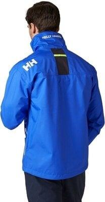 Helly Hansen Crew Sailing Jacket Royal Blue 2XL