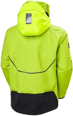Helly Hansen Aegir Race Sailing Jacket Azid Lime S