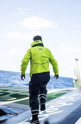 Helly Hansen Aegir Race Jacket Azid Lime S