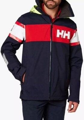 Helly Hansen Salt Flag Sailing Jacket Navy S