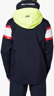 Helly Hansen Salt Flag Jacket Navy S