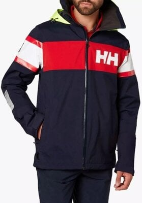 Helly Hansen Salt Flag Sailing Jacket Navy L