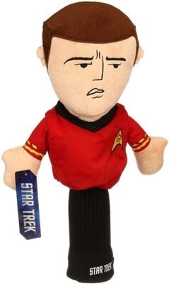 Creative Covers Star Trek - Chief Engineer Scotty Driver Headcover