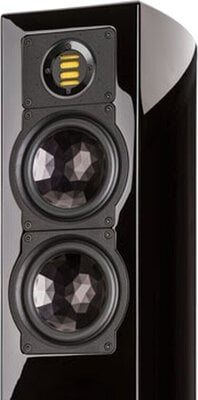 Elac FS 267 Black High Gloss