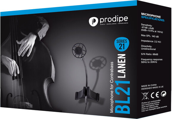Prodipe BL21 Contrabass