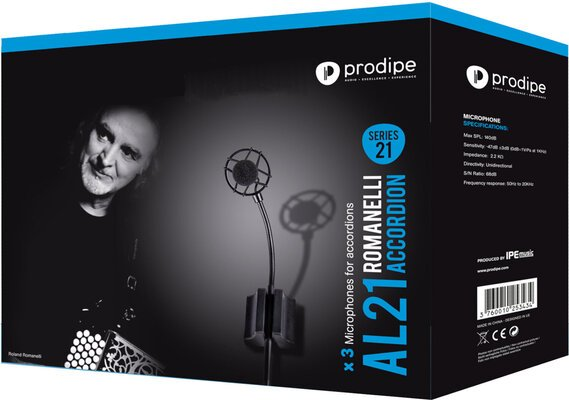 Prodipe AL21 Accordion