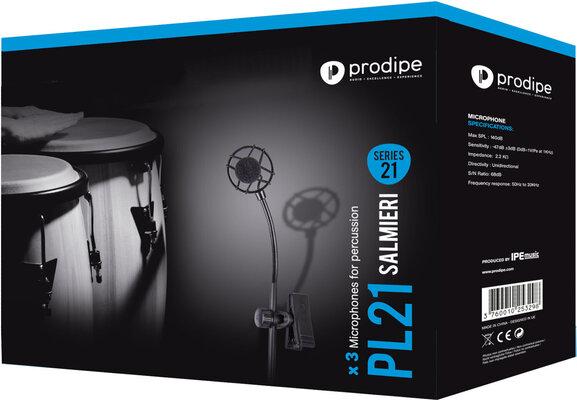 Prodipe PROPL21 Set de microfoane