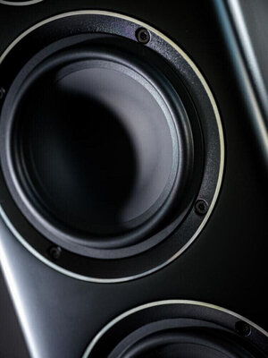 Elac Carina FS 247.4 Satin Black