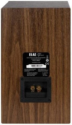 Elac Debut Reference DBR62 Black/Wood