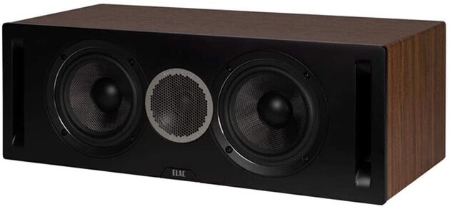 Elac Debut Reference DCR52 Black/Wood