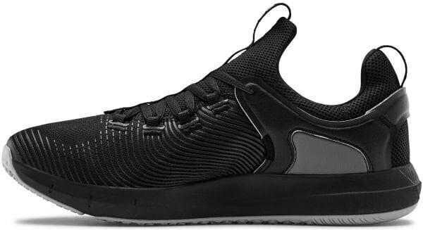 Under Armour Hovr Rise 2 Mens Shoes Black/Black/Mod Gray 12