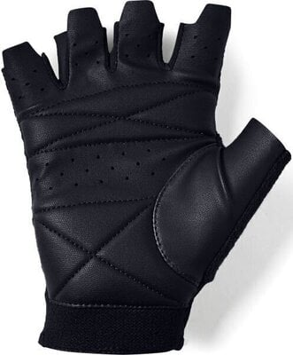Under Armour Training Mens Gloves Black/Black/Pitch Gray S