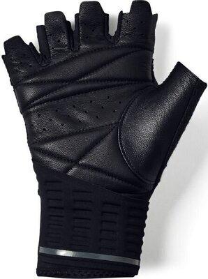 Under Armour Weightlifting Mens Gloves Black/Black/Black S