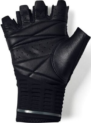Under Armour Weightlifting Mens Gloves Black/Black/Black 2XL