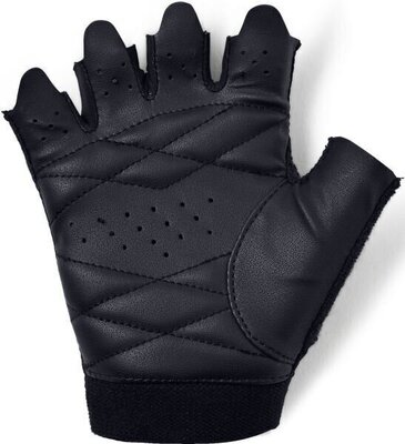 Under Armour Training Womens Gloves Black/Silver XS