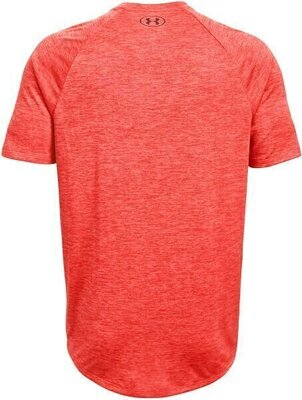 Under Armour Tech 2.0 Mens Short Sleeve Venom Red/Black S