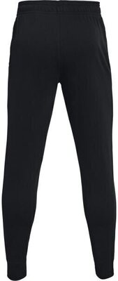 Under Armour Rival Terry Jogger Mens Black/Onyx White S