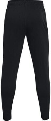 Under Armour Rival Terry Jogger Mens Black/Onyx White M