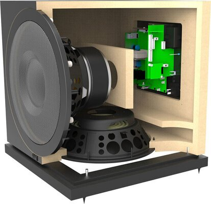 Elac Debut SUB 3010E Subwoofer Hi-Fi