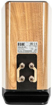 Elac Vela BS 403 Walnut High Gloss