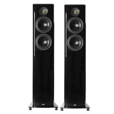 Elac Vela FS 408 Black High Gloss