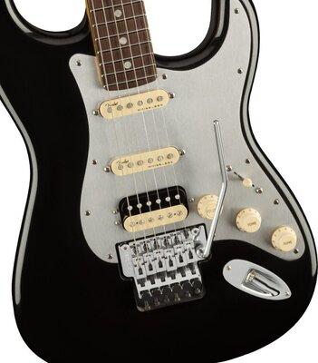 Fender Ultra Luxe Stratocaster FR HSS RW Chitară electrică