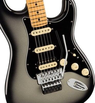 Fender Ultra Luxe Stratocaster FR HSS MN Silverburst